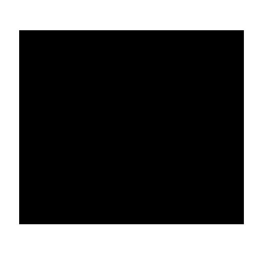 black color capital a letter alphabet png with transparent background curvy letter a