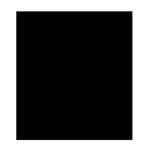 black color capital a letter alphabet png with transparent background