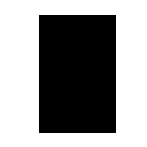black color capital letter c png with transparent background