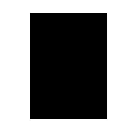 black color capital letter d png with transparent background