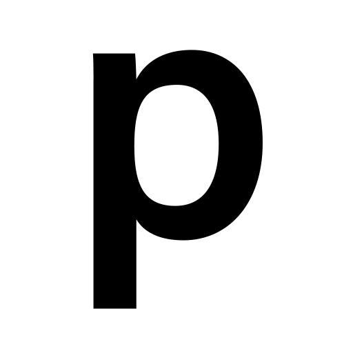 small black letter p png 51 png with transparent background for free